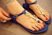 Shoes Shoes Shoes / by Nancy Bandi