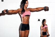 Workouts / New workouts to try at the Gym / by Lauren Martin