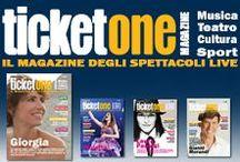 TicketOne Magazine / Scopri TicketOne Magazine, il magazine degli spettacoli live!