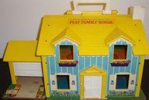 Childhood Toys / by Nancy Bandi
