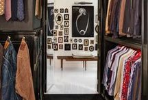 "a  gentlemen's closet /               for the preppy guy with a kick of european style                    ""you learn the rules then break them""                 including his taste in homes.cars.& art..."
