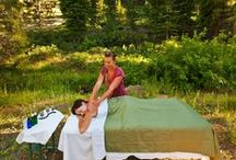 Spa treatments at Lake Tahoe / Spa treatments at Granlibakken Lake Tahoe. You'll melt onto the table with a deep tissue massage, refreshing facial, detox steam therapy, or rejuvenate your tired tips and toes with a healing reflexology treatment. All in the middle of nature with views of the Granlibakken Ski Hill and surrounding forest.