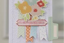Crafts... CARDS / by Sarah Martina Parker