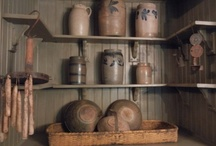 Bowls, Buckets & Crocks / by Tammy Reynolds-Rice