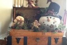 Snowman Collection / by Tammy Reynolds-Rice