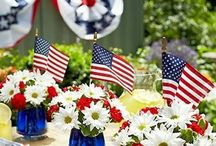 Patriotic Holidays / Fourth of July | Memorial Day | Veterans Day | Labor Day | Deployment Homecomings