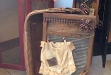 Primitive Laundry Rooms / by Tammy Reynolds-Rice