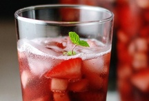 Drink, drank, drunk / Drink Recipes- Some healthy, some alcoholic, all yummy! / by Elizabeth Smith