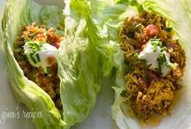 Healthy recipes / by Pam Johnson