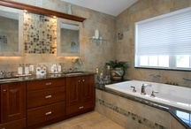 Bathrooms / NDA goes the extra mile to create that pristine bathroom environment that you'll love in your own home.
