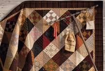 Primitive Quilts / by Tammy Reynolds-Rice
