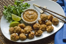 Crunchmaster Appetizers / From Cheese Balls to Crab Cakes, here are some delicious, Gluten Free Crunchmaster original recipes!
