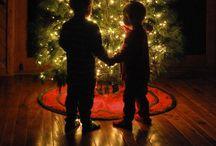 Christmas Party Ideas + Recipe Inspiration / Christmas inspiration for parties and recipes.