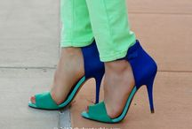Dress Jeans up with Ankle Sandals!