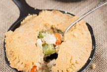 Casseroles, Quiches, and Pot Pies