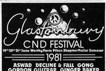 Festival Posters & Adverts / A great collection of old rock festival posters and adverts. Were you there? You missed seeing who?! If only you had a time machine! Share any more you have with us and feel free to repin anything you fancy