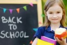 Back to School Ideas for Sunday School / Ideas, lessons, games, and more that you can use in big church, Sunday school, children's church, or home.  / by Children's Ministry Magazine