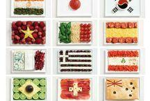 International Food / Recipes from around the world / by Suzi Rosenblum