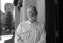 Walt Doran for Tom Taylor. / Famous silversmith Walt Doran for Tom Taylor Santa Fe.