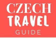 Czech Republic | Travel / Czech Republic Travel Guide - Start your trip in Prague, and then explore the country! Travel tips, travel planning for Czech Republic. | Where to go in Czech Republic | Where to stay in Czech Republic |The best things to do in Czech Republic
