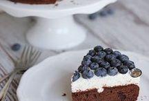 Kuchen und Gebäck / Kuchen und Gebäck - Cakes and bakes goodies