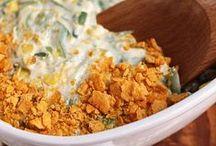 Side Dishes That I Love! / by Julie Evink | Julie's Eats & Treats