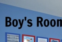 rooms :: boy's room