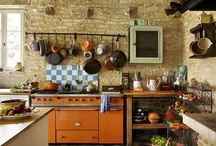 Kitchens / by Christina Campbell