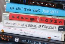 Books / by Carli DiCello