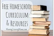 Teaching/Homeschooling / by Starla Hale