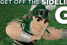 2012-13 Chicago Spartan Bar Specials / A collection of fliers from bars you can head to to watch Spartan Football this year.