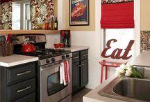 Kitchen / by Melinda Stanley