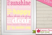 Kinzee {Ideas for Little Girls!} / Tons of inspiration for everything girlie! / by Julie Evink | Julie's Eats & Treats