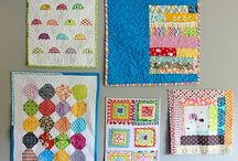 mini quilts / by Carrie Miller