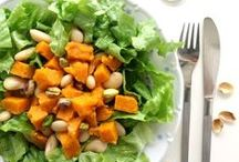Salad Recipes / Easy Salad Recipes / by Wendy   AroundMyFamilyTable