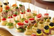 Appetizer Recipes / Delicious appetizer recipes / by Wendy   AroundMyFamilyTable