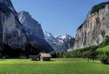 Berner Oberland/Bern, Switzerland!! / Homeland / by Judy Feuz Cain