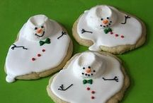 Holiday craft and food ideas