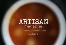 Artisan Issue 5 / Truffles, Cornersmith Cafe, Feit handmade leather shoes, Chutney, The Jam Bandits and more...
