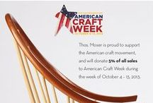 Past Event: American Craft Week Oct 4-13