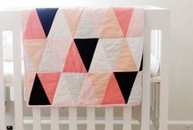 baby quilts / by Carrie Miller