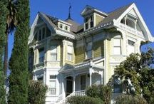 Victorian Houses/Queen Anne Homes / by Judy Feuz Cain