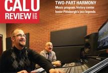 University Publications / Read the latest news and see what life on campus is like in the Cal U Review and Cal U Journal.  / by California University of Pennsylvania