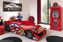 Fasten Your Seatbelts! / Cars / Autobedden / Racen / Decoratie