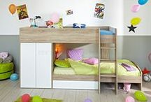 Kid's Funky Furniture / Decoratie / Kinderkamers / Hippe bedden