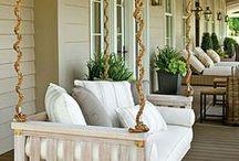 porches, patios, decks