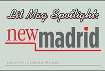 Lit Mag Spotlight / Get to know some awesome, writer-friendly lit mags, and check back regularly for the giveaways tied in to our latest spotlighted journals! / by Writer's Relief
