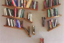 Bookshelves, Bookmarks, and Bookends—OH MY! / Anything that holds a book in its place! / by Writer's Relief