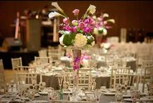 Centerpieces/Table Settings