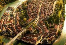 Cities from above / by Txusa Jobin
